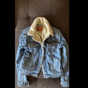 Levi's Original Sherpa Trucker Jacket Small